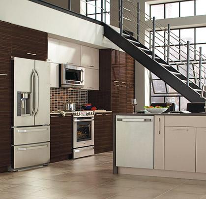Modern European-Style Kitchen Cabinets – Kitchen Craft