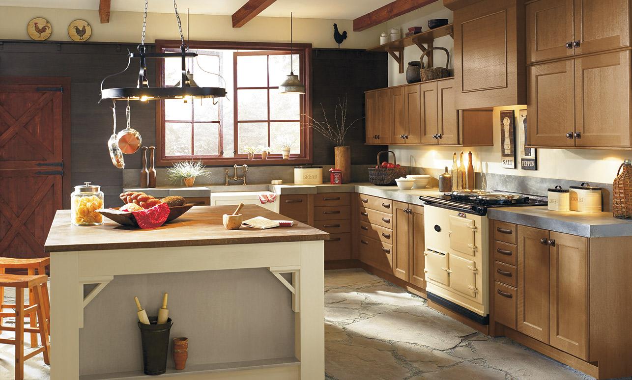 Modern European,Style Kitchen Cabinets \u2013 Kitchen Craft