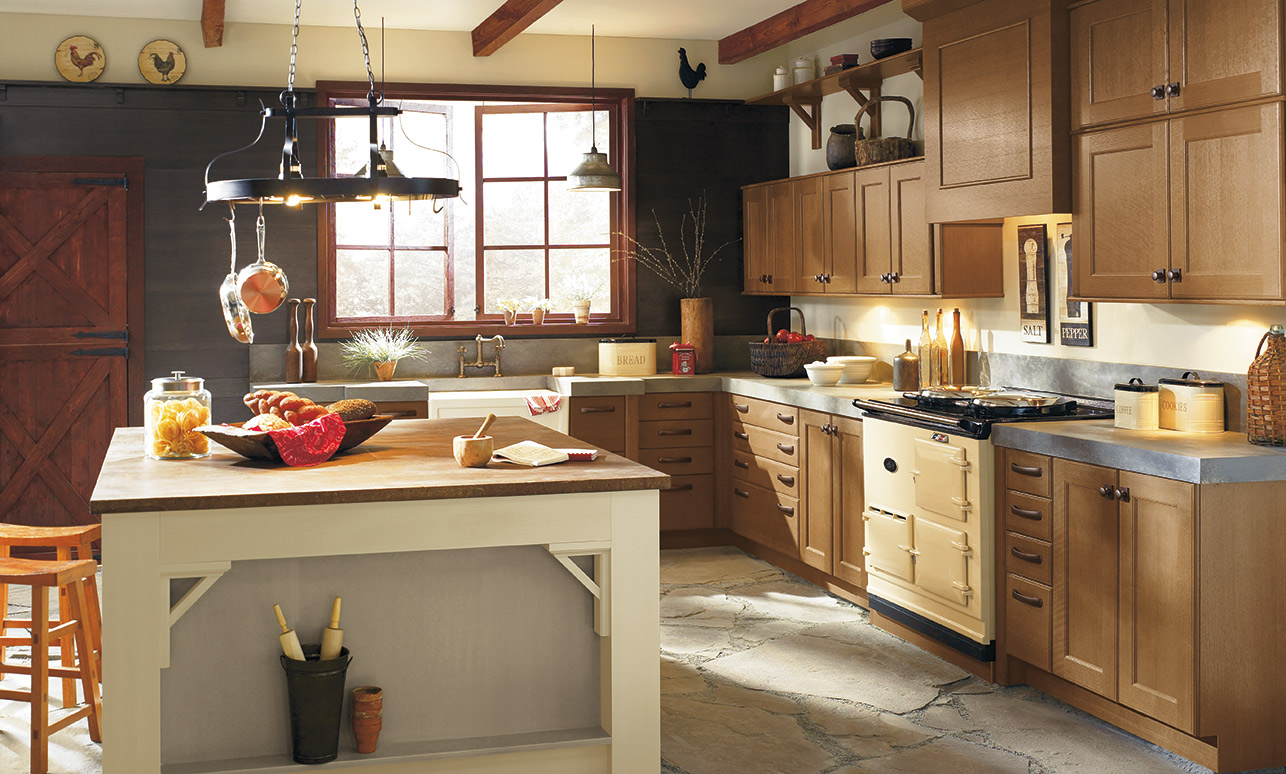 Photos of kitchens attractive kitchen island designs for for Kitchen cabinets vancouver island