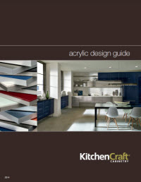 Cover of Kitchen Craft Acrylic Design Guide PDF