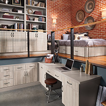 Soho home office cabinets