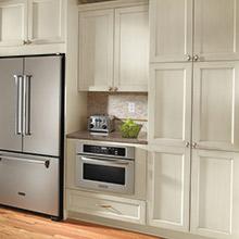 Lexington Off White Kitchen Cabinets