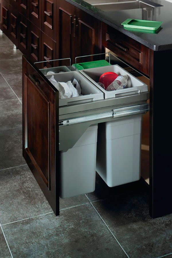 kitchen craft cabinets dealers slide out waste center cabinet kitchen craft 4330