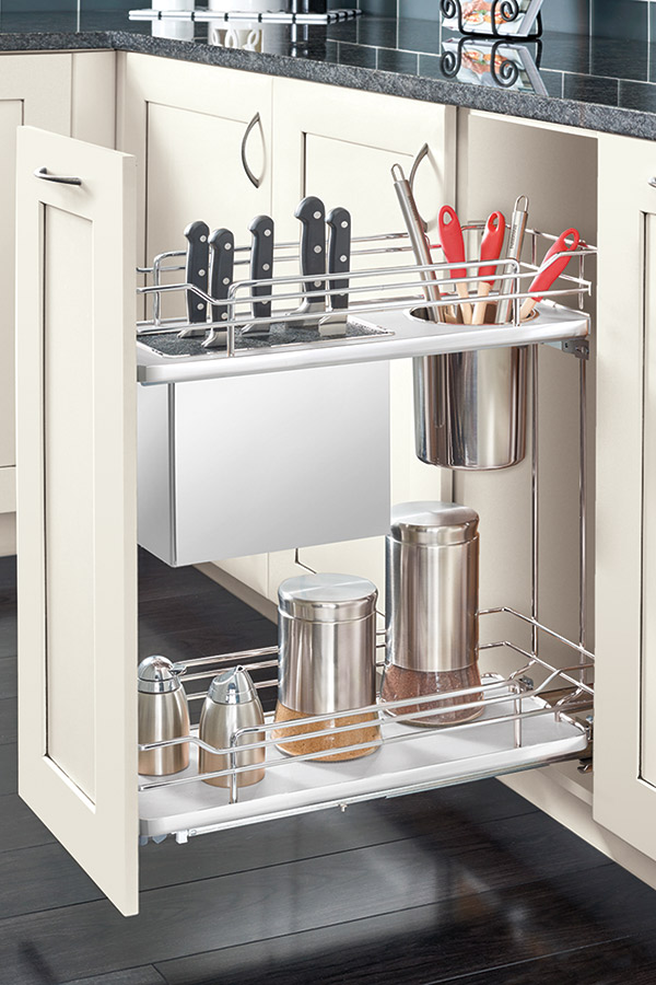 Charmant Base Knife Holder Pull Out Cabinet