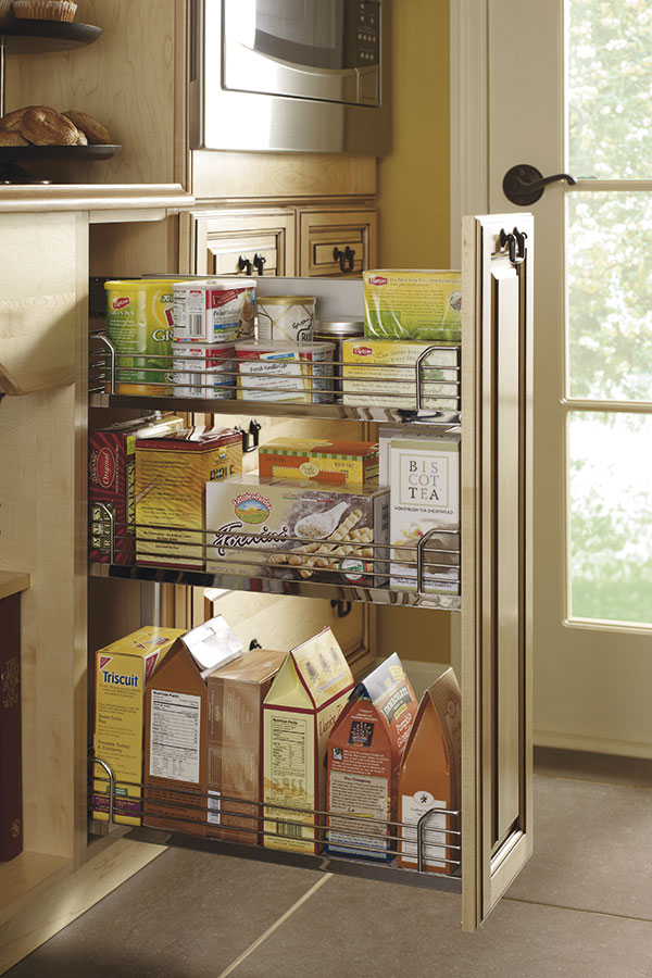 Cabinet organization interiors kitchen craft base pantry pull out cabinet workwithnaturefo