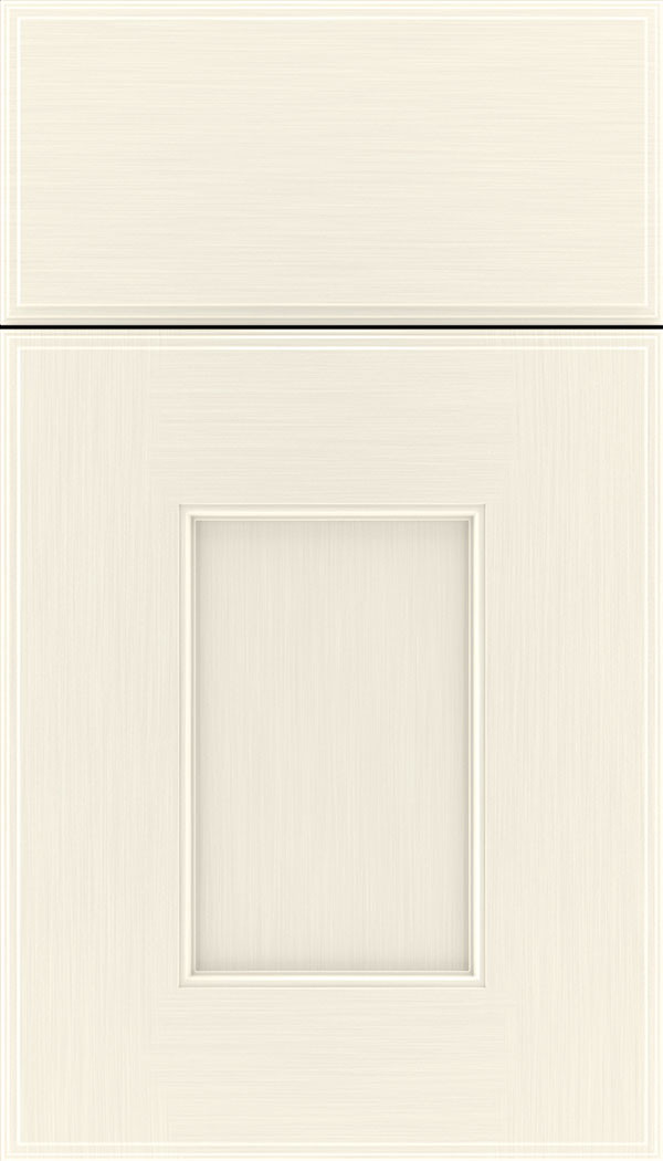 Berkeley Maple flat panel cabinet door in Millstone