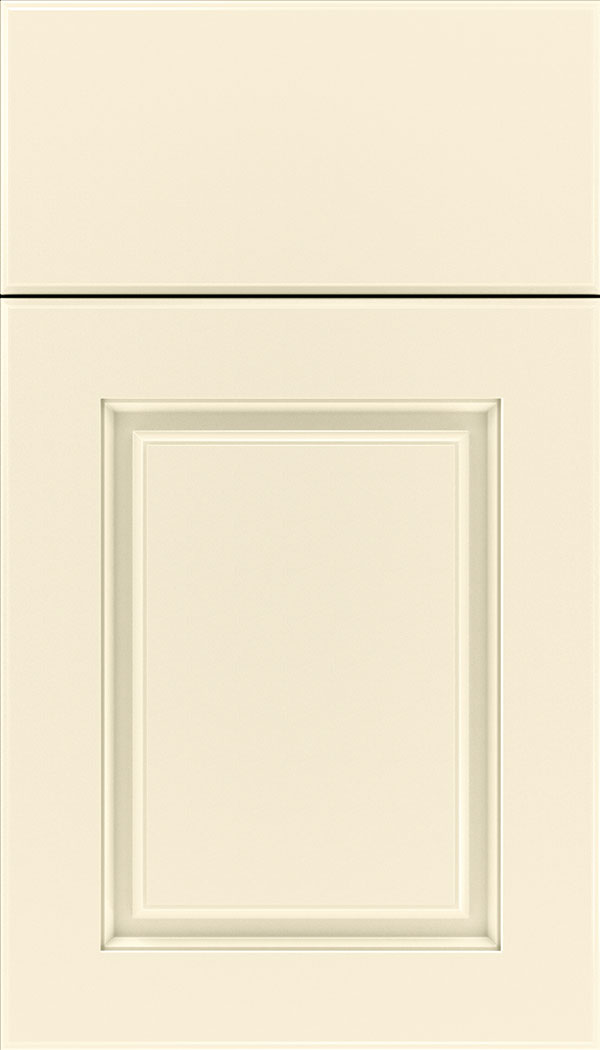 Bristol Thermofoil cabinet door in Antique