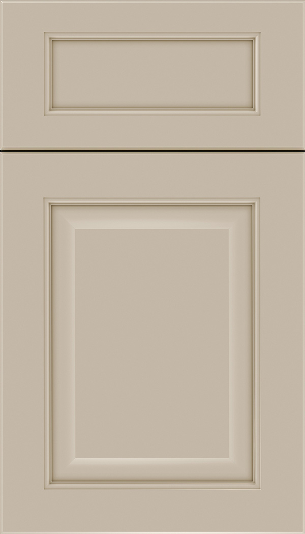 Cambridge 5pc Maple raised panel cabinet door in Moonlight