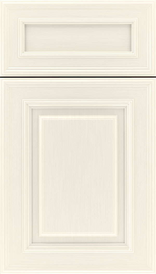 Chamberlain 5pc Maple raised panel cabinet door in Millstone