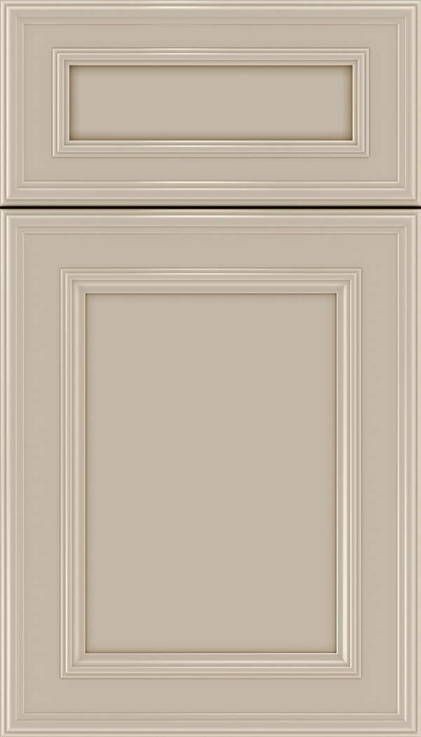 Chatham 5pc Maple recessed panel cabinet door in Moonlight