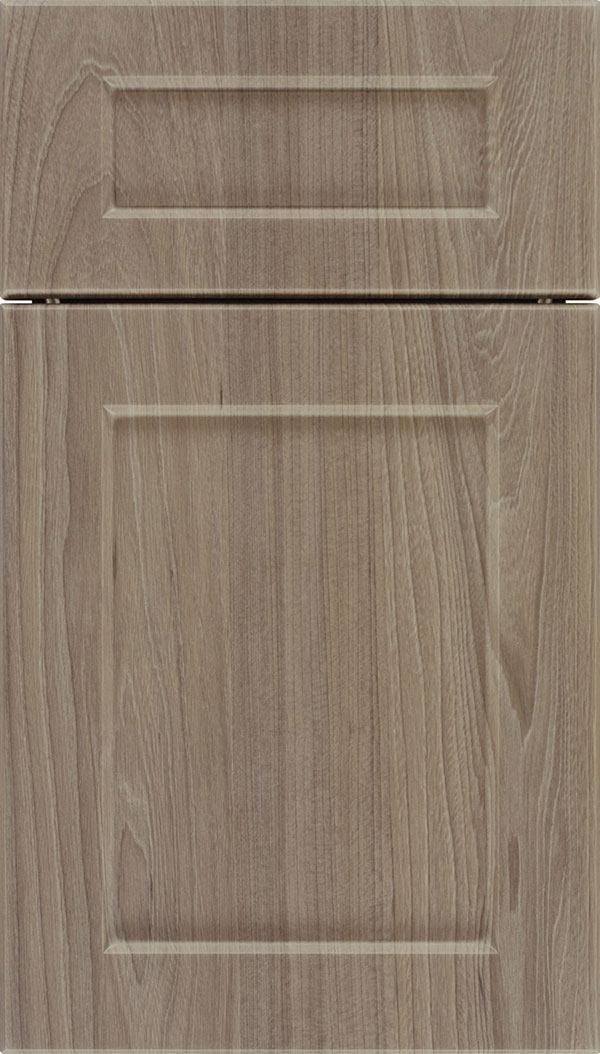 Coventry 5pc Thermofoil cabinet door in Flint