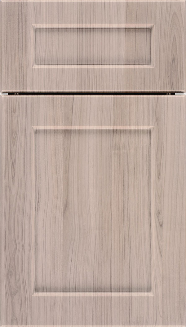 Coventry 5-Piece Thermofoil cabinet door in Woodgrain Silt
