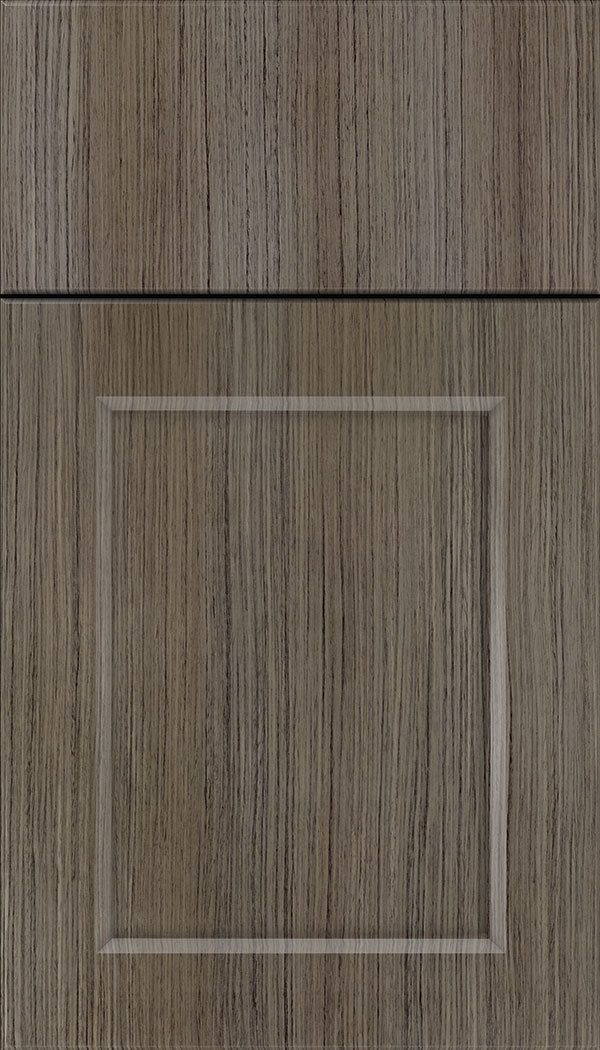 Coventry Thermofoil cabinet door in Woodgrain Textured Shale