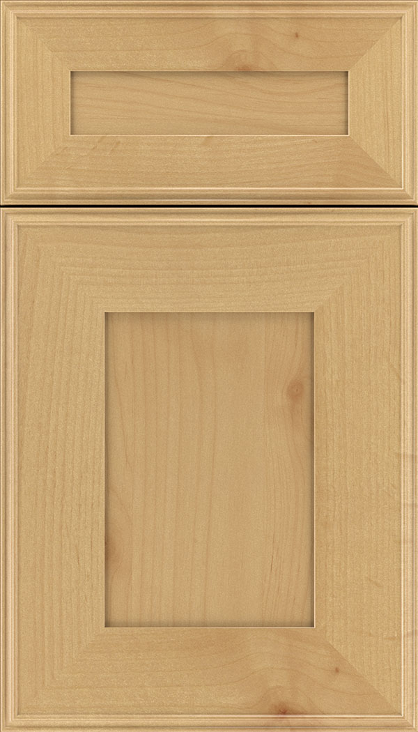 Elan 5pc Alder flat panel cabinet door in Natural