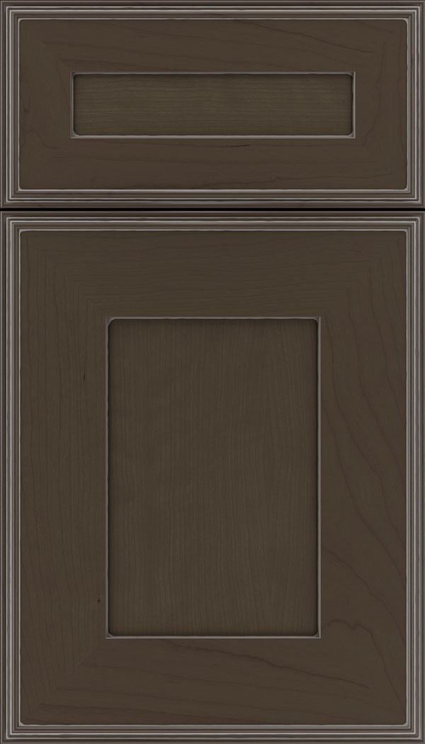elan_5pc_cherry_flat_panel_cabinet_door_thunder_pewter
