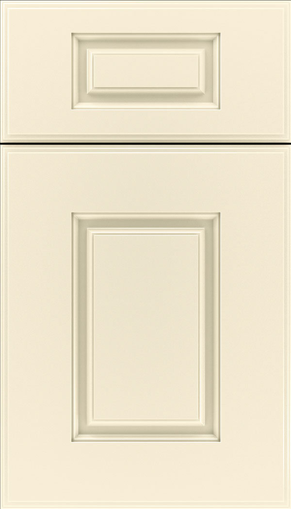 Eldorado 5pc Thermofoil cabinet door in Antique