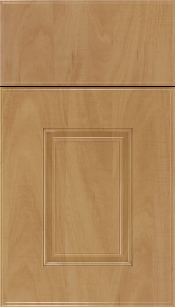 Eldorado Thermofoil cabinet door in Woodgrain Chardonnay