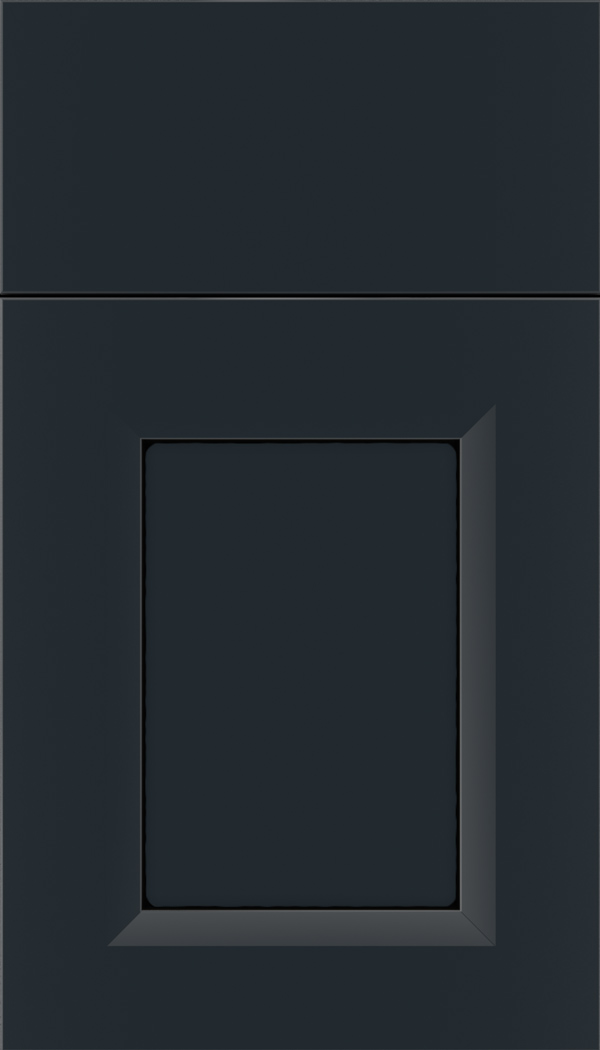 kenna_maple_recessed_panel_cabinet_door_gunmetal_blue_black