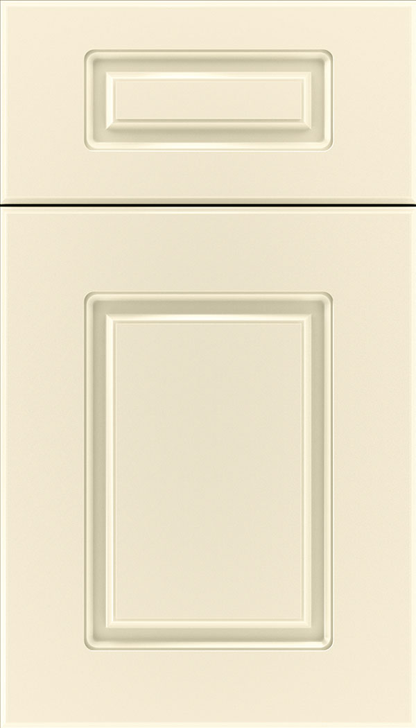 Manchester 5pc Thermofoil cabinet door in Antique