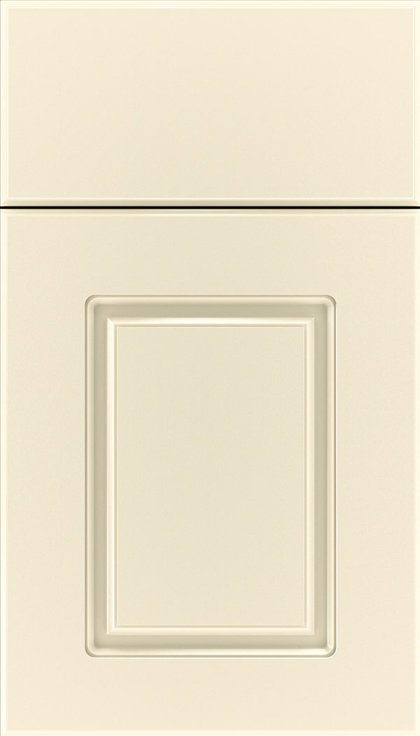 Manchester Thermofoil cabinet door in Antique