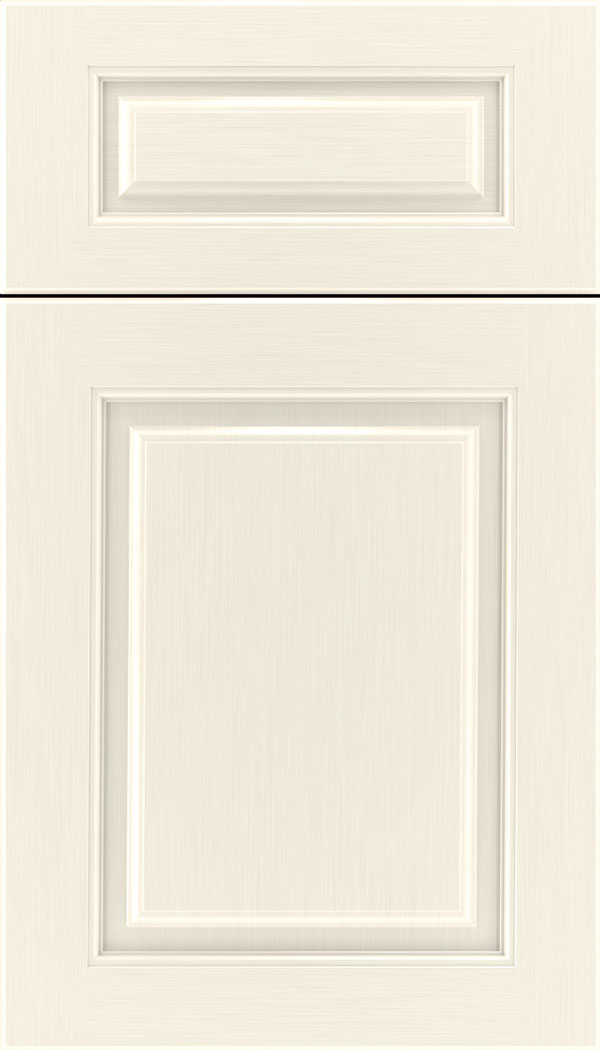 Marquis 5pc Maple raised panel cabinet door in Millstone