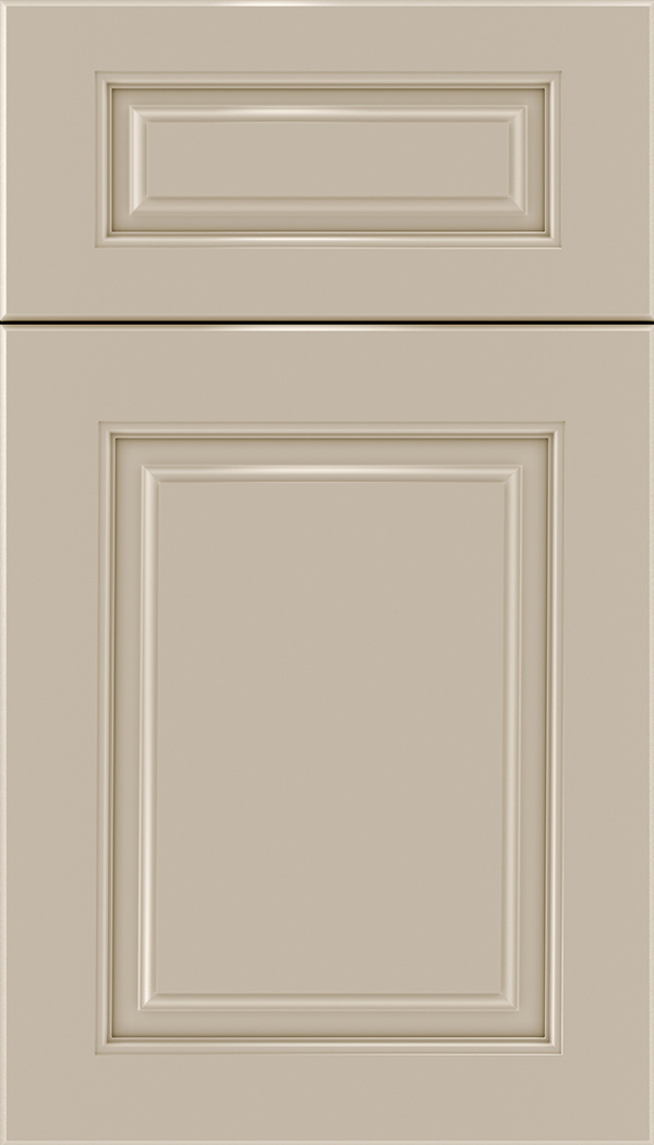 Marquis 5pc Maple raised panel cabinet door in Moonlight