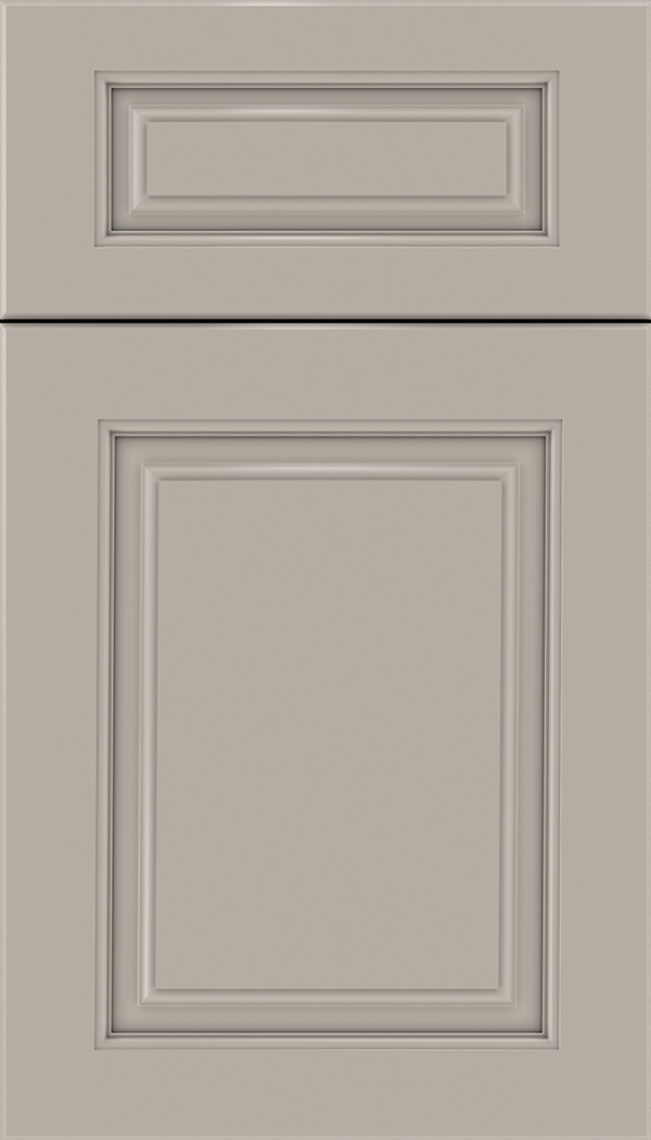 Marquis 5pc Maple raised panel cabinet door in Nimbus