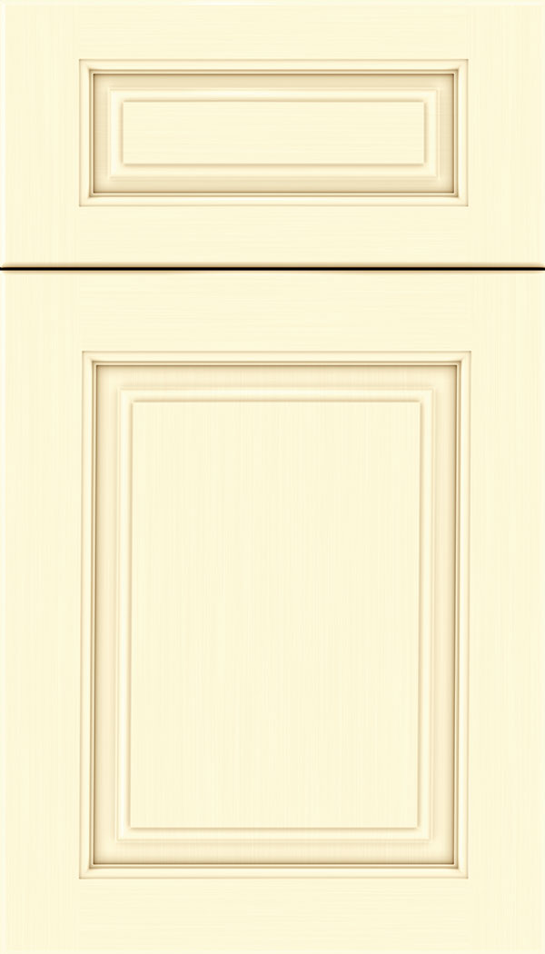 Marquis 5pc Maple raised panel cabinet door in Palomino