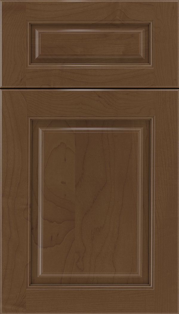 Marquis 5pc Maple raised panel cabinet door in Sienna