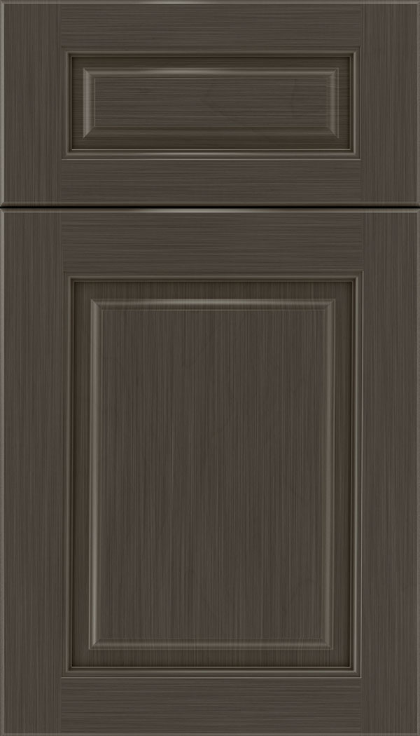 Marquis 5pc Maple raised panel cabinet door in Weathered Slate