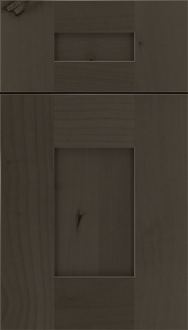 Newhaven 5pc Alder shaker cabinet door in Thunder