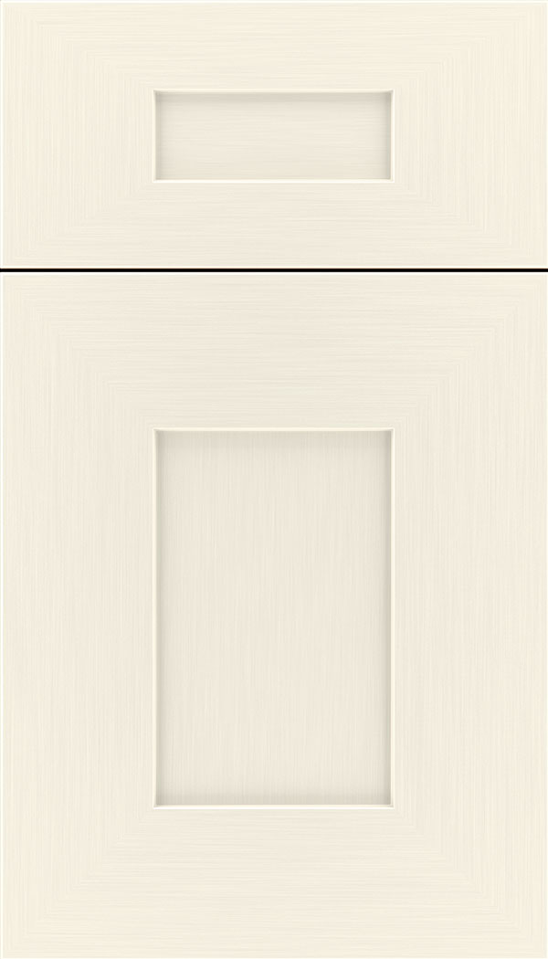 Newhaven 5pc MDF shaker cabinet door in Millstone