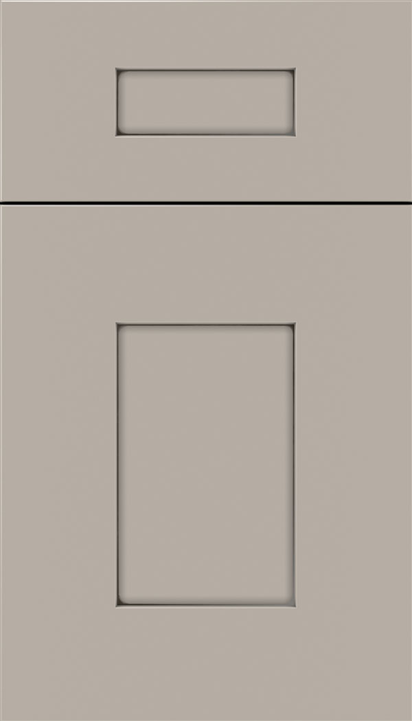 Newhaven 5pc MDF shaker cabinet door in Nimbus with Smoke glaze