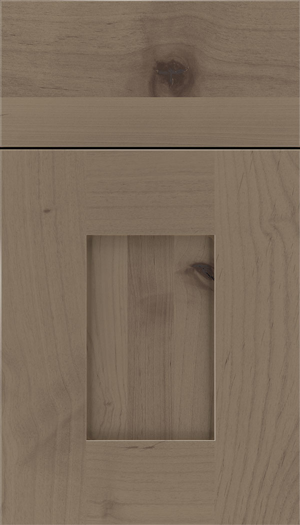 Newhaven Alder shaker cabinet door in Winter
