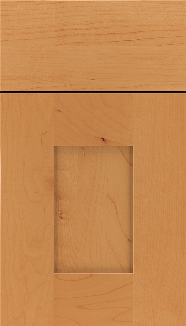 Ginger Maple Cabinet Finish Kitchen Craft Cabinetry