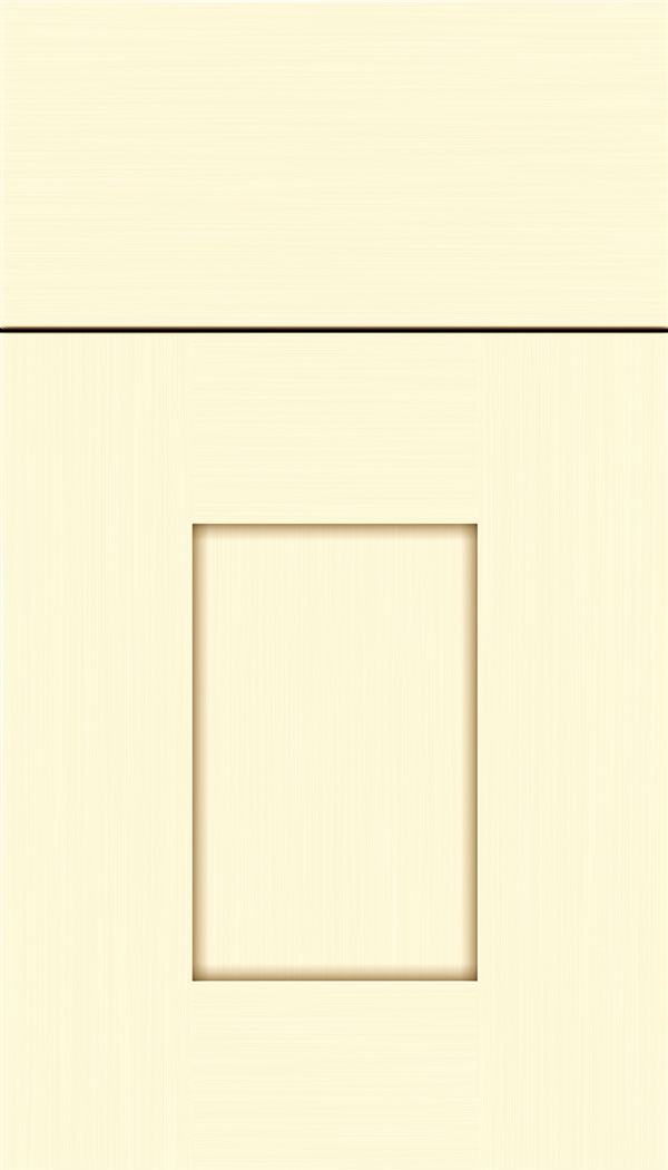 Newhaven Maple shaker cabinet door in Palomino