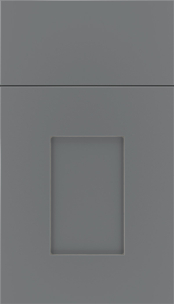 Newhaven MDF cabinet door in Cloudburst with Pewter glaze