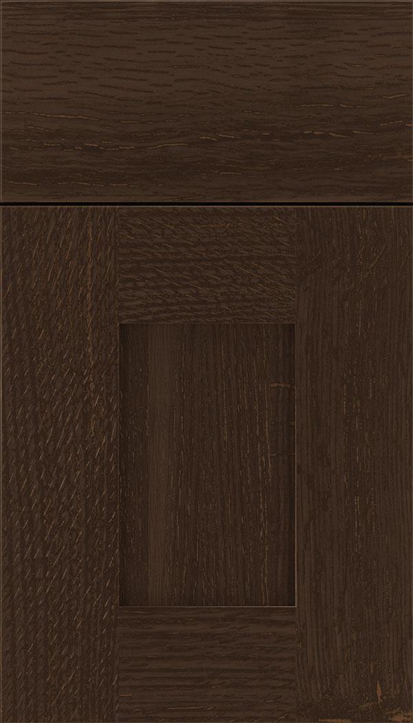 Cappuccino Rift Oak Cabinet Finish Kitchen Craft Cabinetry