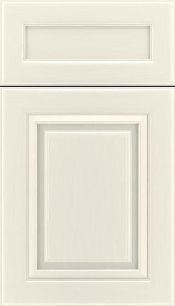 Paxson 5pc Maple raised panel cabinet door in Millstone