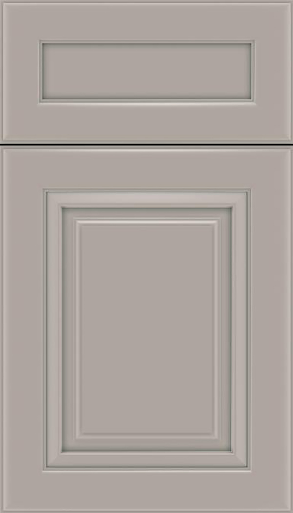 Paxson 5pc Maple raised panel cabinet door in Nimbus