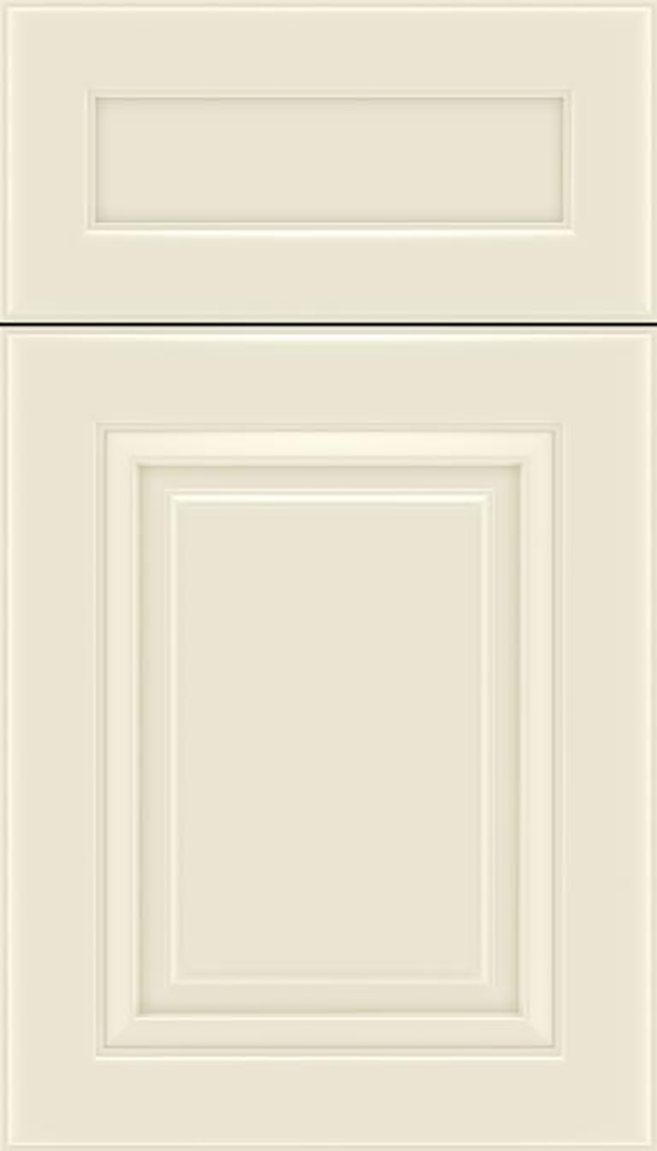 Paxson 5pc Maple raised panel cabinet door in Seashell