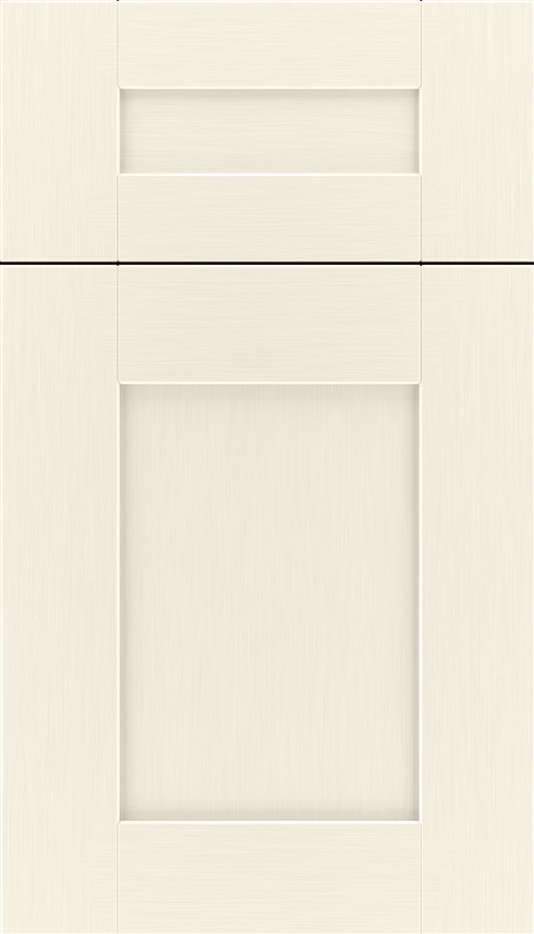 Pearson 5pc Maple flat panel cabinet door in Millstone