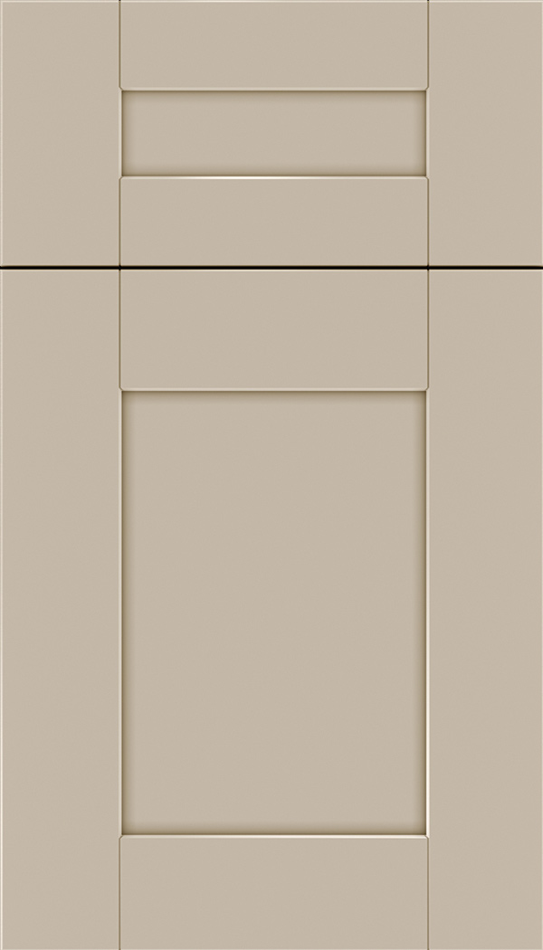 Pearson 5pc Maple flat panel cabinet door in Moonlight
