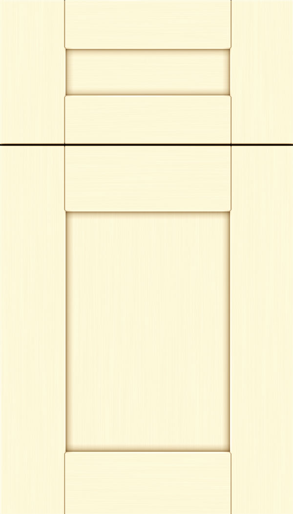 Pearson 5pc Maple flat panel cabinet door in Palomino