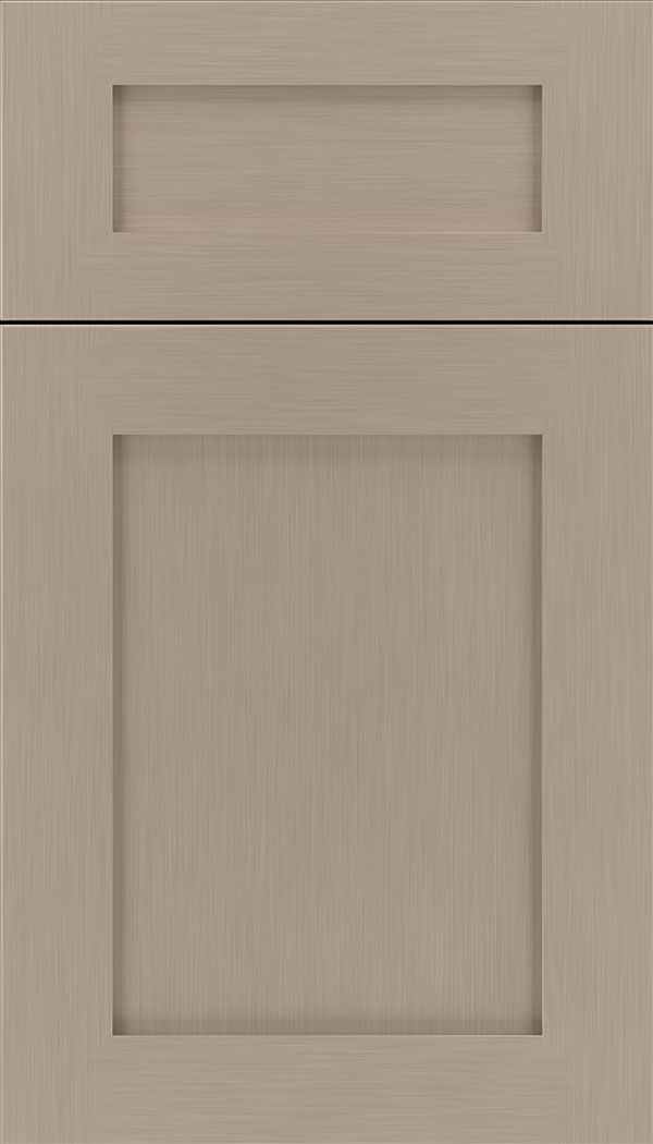 Plymouth 5pc Maple shaker cabinet door in Portabello