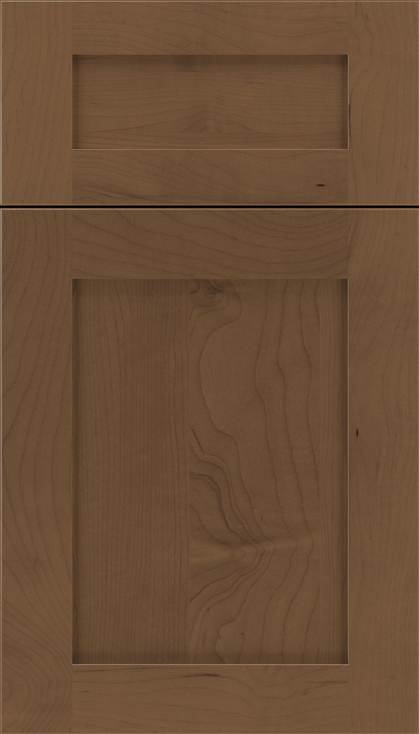 Plymouth 5pc Maple shaker cabinet door in Toffee