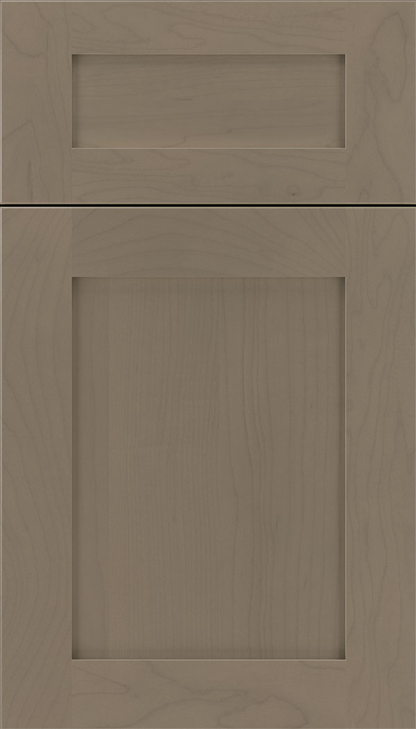 Plymouth 5pc Maple shaker cabinet door in Winter
