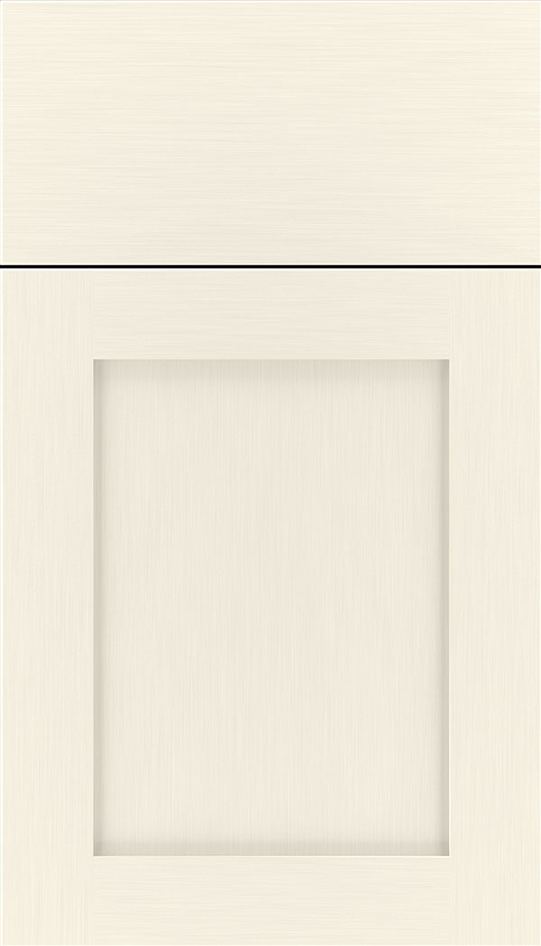 Plymouth Maple shaker cabinet door in Millstone