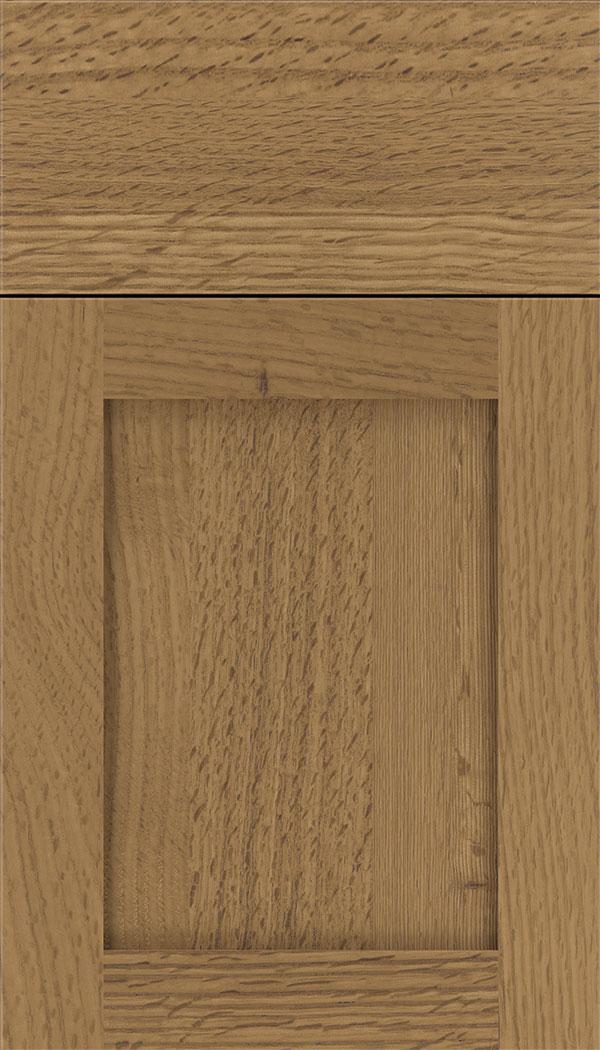 Pearson; Plymouth Rift Oak Shaker Cabinet Door In Tuscan