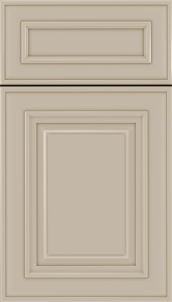 Regency 5pc Maple raised panel cabinet door in Moonlight